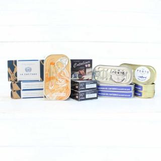 Pack di Autunno # 4), con il presente di 1 scatoletta di Tonno in Salsa di Pomodoro