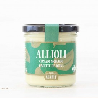 Allioli Artesano en Aceite de Oliva, 135 gr