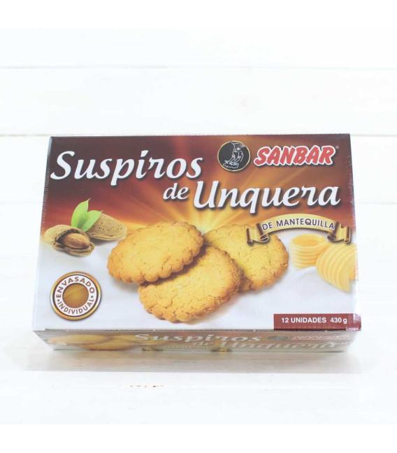 Suspiros de Unquera, Sanbar 12 unidades