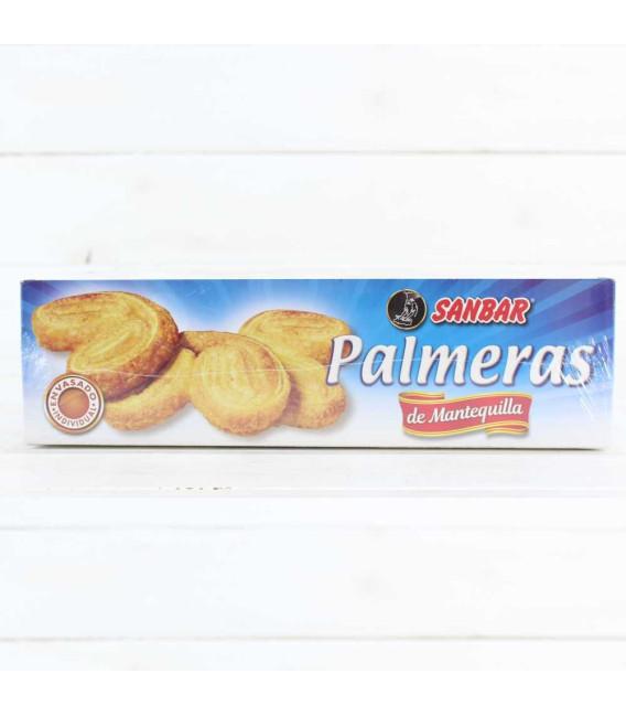 Palmeras de Hojaldre, Sanbar 10 unidades