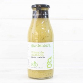 Zucchini Cream with Potato ECO 500ml