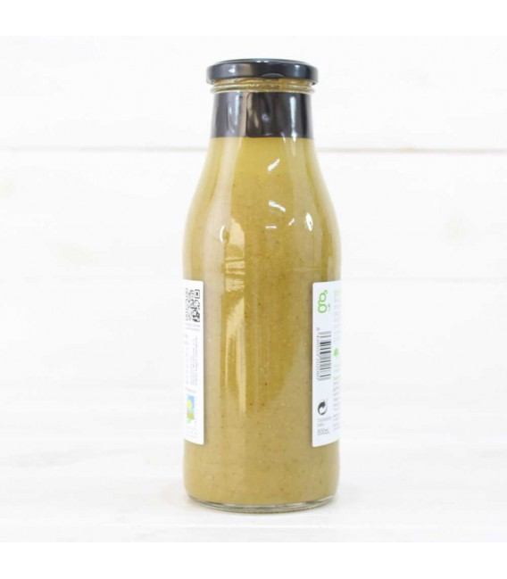 Crema de Brócoli con Garbanzos ECO 500ml