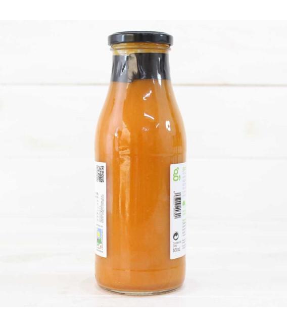 Crema de Calabaza y Manzana ECO 500ml