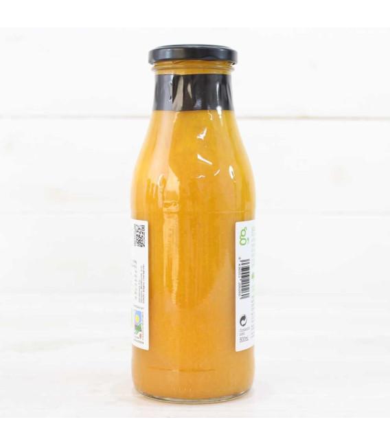 Crema de Zanahoria con Puerro y Jengibre ECO 500 ml
