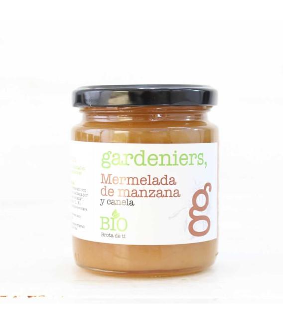 Mermelada de Manzana con Canela ECO 270grs