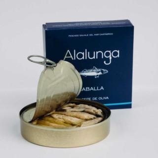 Makrelen in Olivenöl, Dose 140 Grs