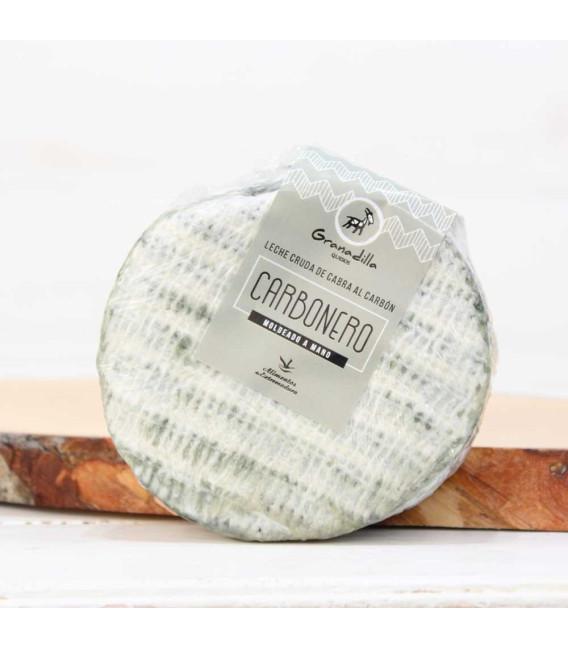 Queso Carbonero 275 grs Aprox, Granadilla