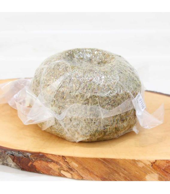 Queso Tronchón de Oveja al Romero, 400 grs