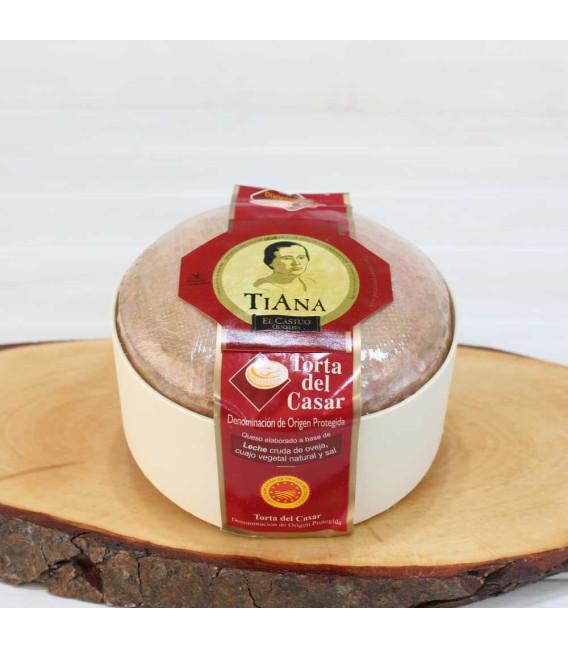 Cheese Torta del Casar D. O. P, 600 grams