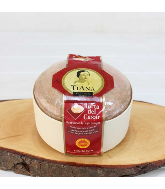 Queso Torta del Casar D.O.P, 350 grs