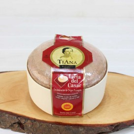 Cheese Torta del Casar D. O. P, 600 grams