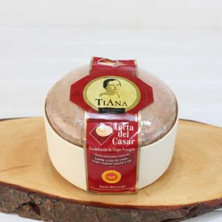 Käse Torta del Casar D. O. P, 550 grs