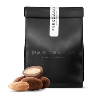 Almendras Caramelizadas Cubiertas de Chocolate Negro 140 grs