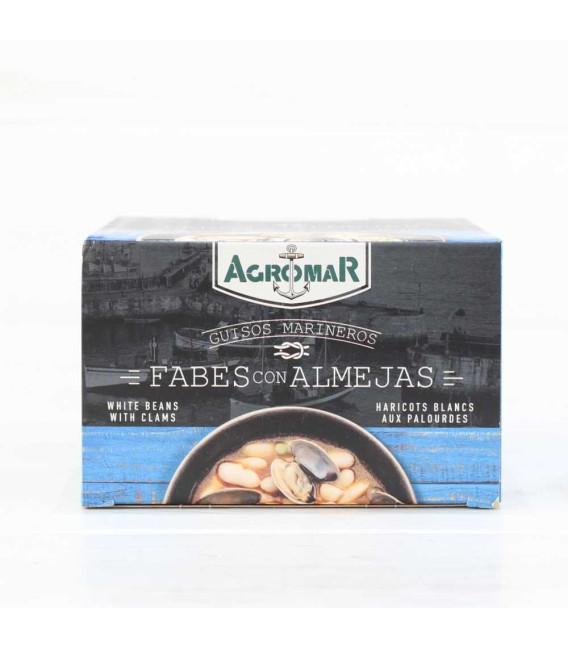 Fabes mit Venusmuscheln traditionelle, 420 g