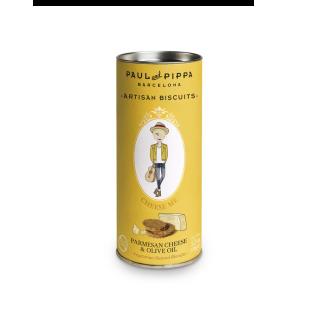 Cracker Handwerkliche Parmesan 130 g