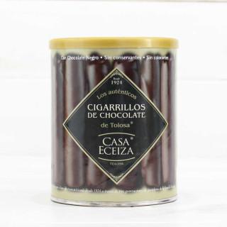 Bote de Cigarrillos de Chocolate de Tolosa, 200 grs