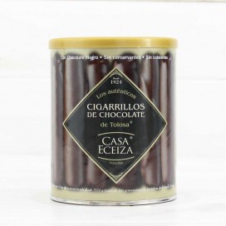 Tolosa Chocolate Cigarette Jar, 200 grs