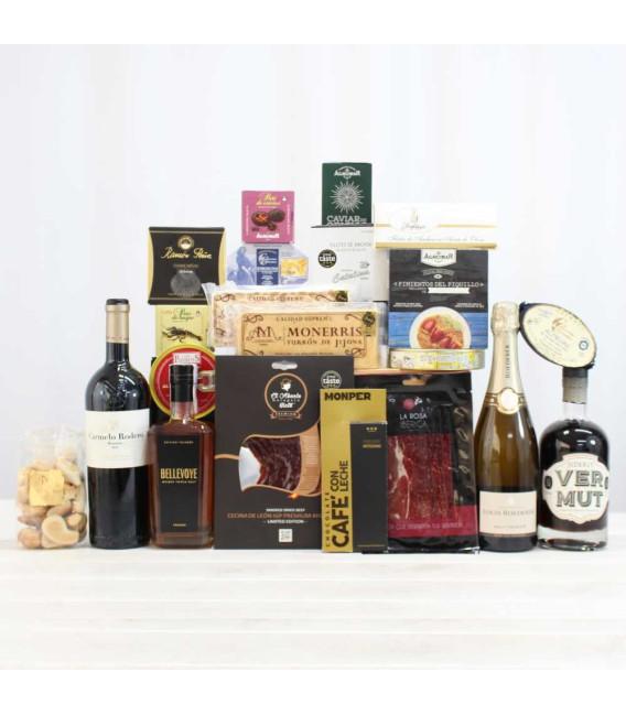Lote Gourmet Premium Navidad nº1