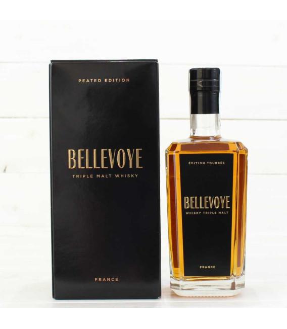 Whisky Bellevoye Noir Edition Tourbée