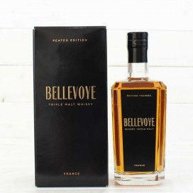 Whiskey Bellevoye Noir Edition Tourbée