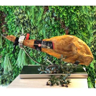 Prosciutto iberico di Ghianda-50% iberica 9 kg, Sapore Delicato