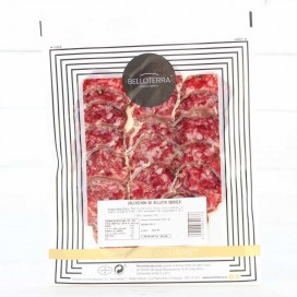 Sausage of Bellota 100% Iberian, individually boxed 80 grams