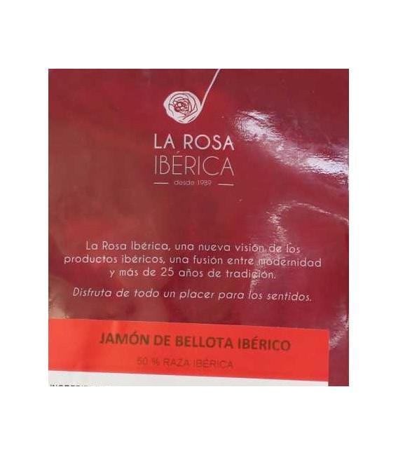 Sobre de Jamón 50% Ibérico de Bellota de Guijuelo 100 grs, Sabor Suave