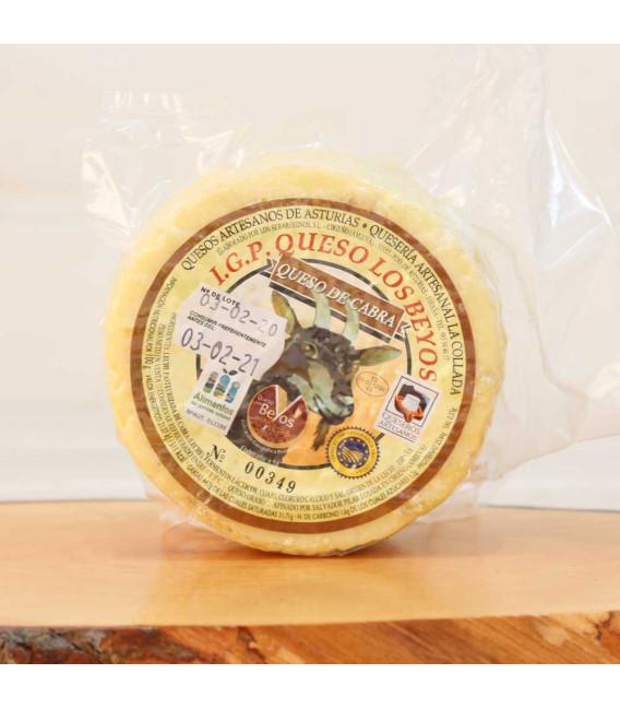 Queso de Cabra Los Beyos I.G.P., 400 grs