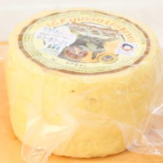 Formaggio di capra, prodotto con latte crudo 390 g Ca.