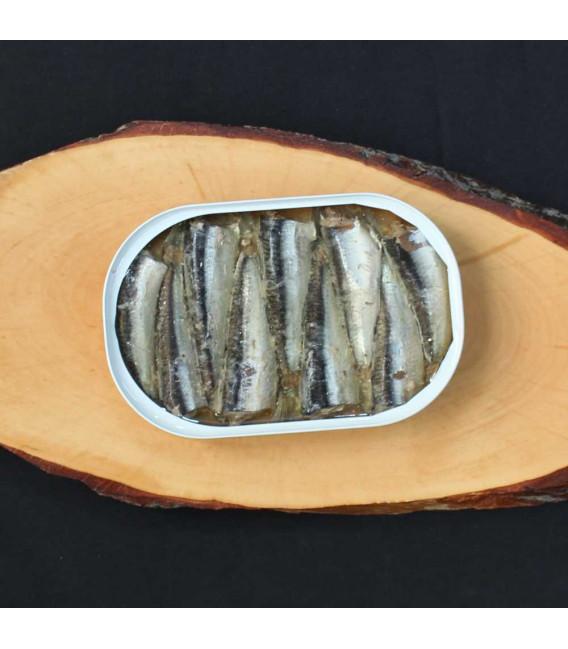 Bocartes en Aceite de Oliva 145gr. Angelachu