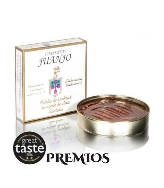Anchovis aus Santoña in Olivenöl 280 g Juanjo