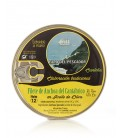 Anchovies from Santoña in Olive Oil 12/14 Large Fillets. The Fisherman's Lighthouse