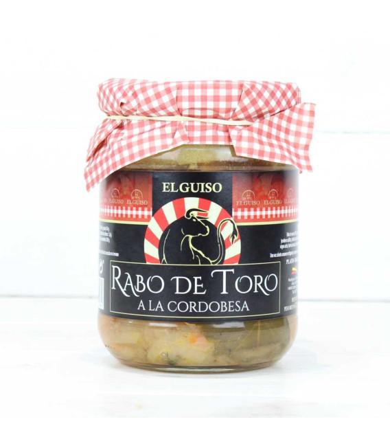 Rabo de Toro a la Cordobesa, 640 grs.