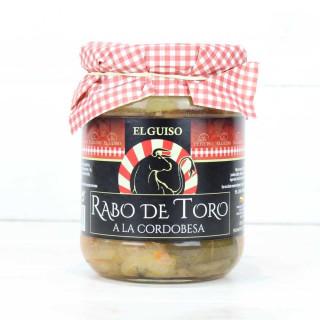 Rabo de Toro à la Cordobesa, 640 grammes