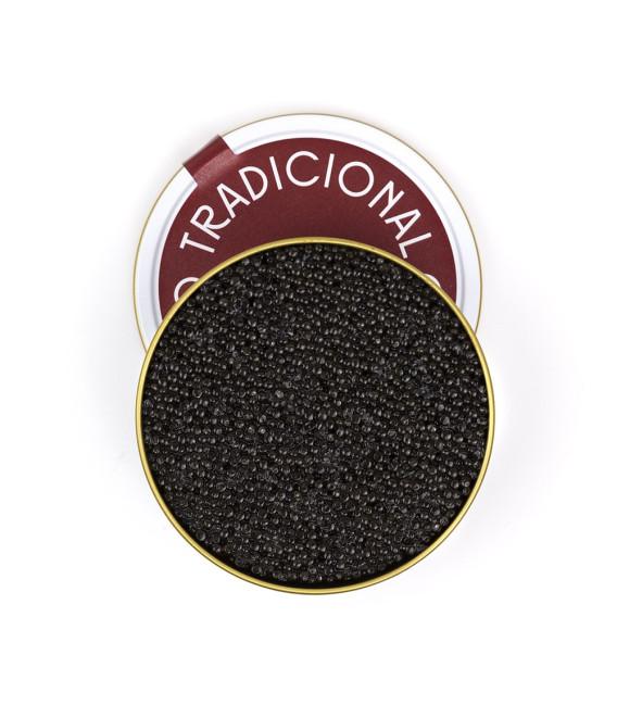 Caviar Tradicional Osetra 50gr