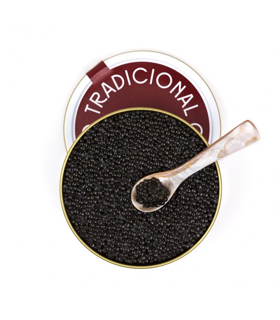 Caviar Tradicional Osetra 100gr