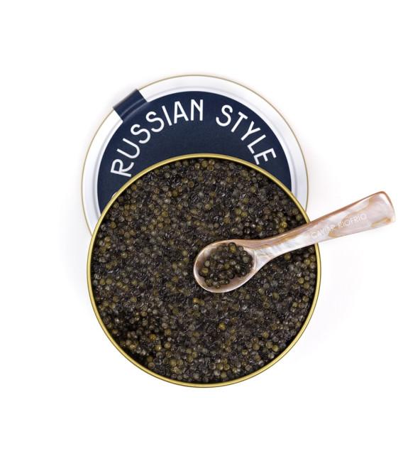 Caviar Russian Style ECO Clásico 500gr