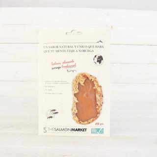 Salmone Affumicato Premium 100 gr.
