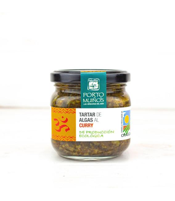 Tartar de Algas al Curry