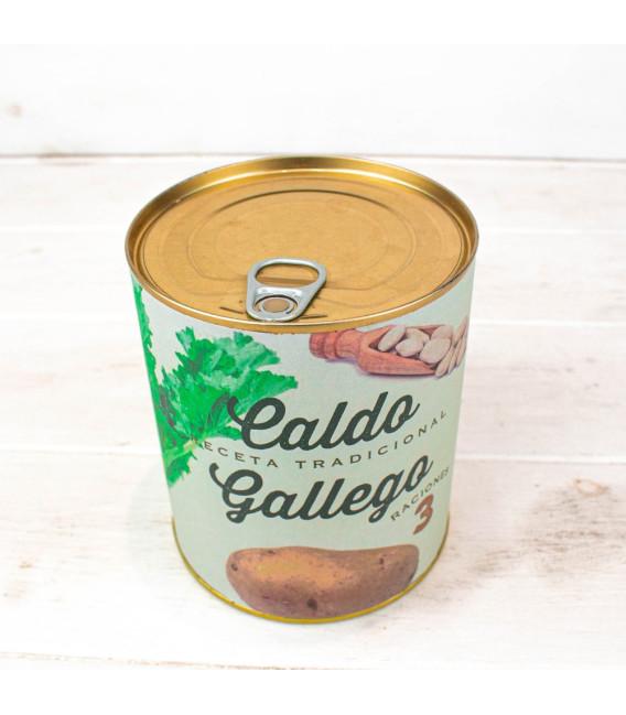 Caldo Gallego 3 Raciones, 800gr