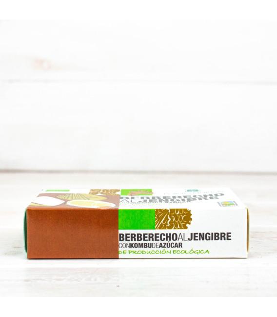 Berberechos al Jengibre con Kombu BIO, 90 gr