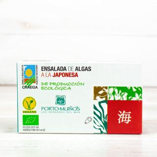 Ensalada de Algas a la Japonesa BIO, 120 gr