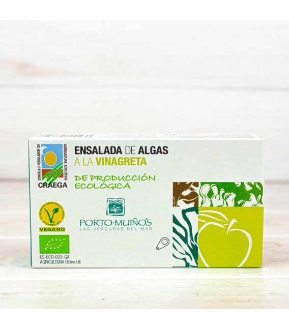 Ensalada de Algas a la Vinagreta BIO, 120 gr