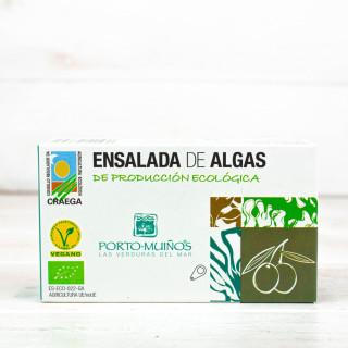 Ensalada de Algas en Aceite de Oliva BIO, 120 gr