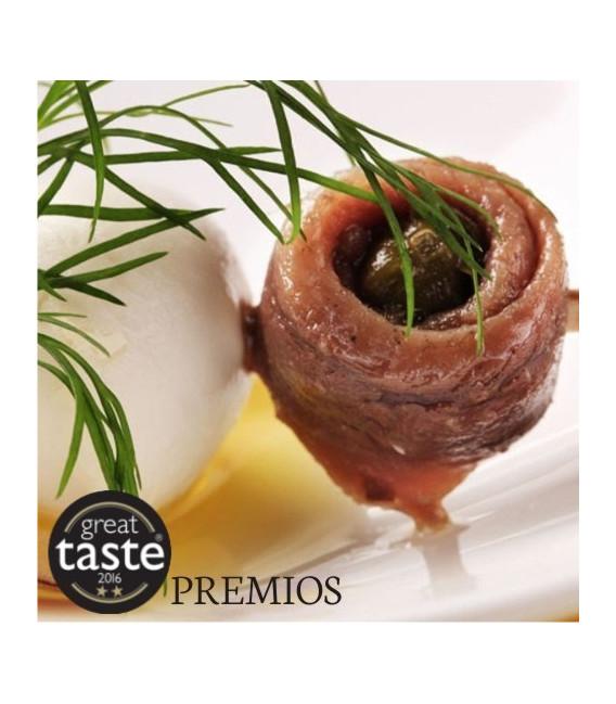 Anchovis aus Santoña in Olivenöl 180 gr Juanjo