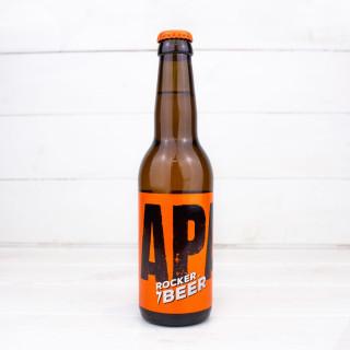 """Cerveza """"APA"""", 0,33 l., Rocker Beer"""