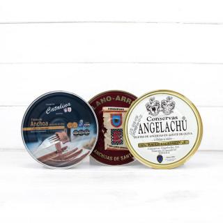 Selección Especial Panderetas Catalina, Angelachu y Solano Arriola