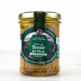 Bonito del Norte in Olive Oil, 190 gr Ana Maria