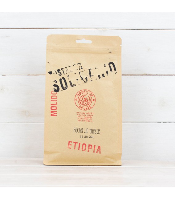 Café Molido de Etiopía 250gr