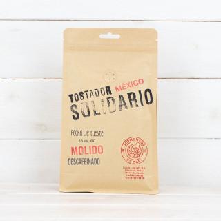 Café Molido Descafeinado de México 250gr